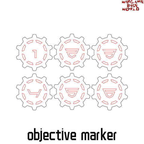 objective marker
