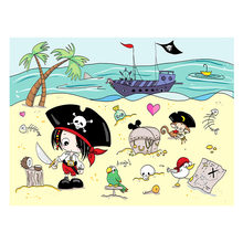 A Pirate's Life for Me Original