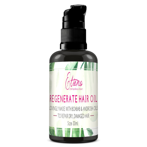 Regenerate Hair & Scalp Repair Oil - 1etieno