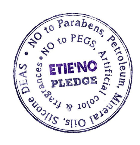 etieno skincare pledge paraben free sulphate free sillicone free-skin balm for chemotherapy, eczema damaged skin