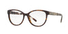 Burberry BE2229 Square Eyeglasses  3002-DARK HAVANA 52-16-140 - Color Map havana