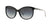 Burberry BE4146 Cat Eye Sunglasses  34068G-BLACK 55-17-135 - Color Map black