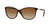 Burberry BE4180 Cat Eye Sunglasses  300213-DARK HAVANA 57-16-140 - Color Map havana