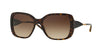 Burberry BE4192 Square Sunglasses  300213-DARK HAVANA 56-17-135 - Color Map havana