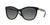 Burberry BE4199 Cat Eye Sunglasses  3001T3-BLACK 58-17-140 - Color Map black