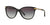 Burberry BE4216F Cat Eye Sunglasses  30018G-BLACK 57-16-140 - Color Map black