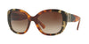 Burberry BE4248F Irregular Sunglasses