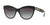 Burberry BE4267 Cat Eye Sunglasses  37138G-TOP BLACK/PRINT DOODLE/TRANSP 56-16-140 - Color Map black