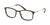 Bvlgari BV1101 Rectangle Eyeglasses  2022-DARK HAVANA 54-19-145 - Color Map havana