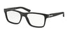 Bvlgari BV3024 Rectangle Eyeglasses  5313-BLACK SAND 54-18-140 - Color Map black