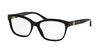 Bvlgari BV4115 Square Eyeglasses  501-BLACK 54-16-140 - Color Map black