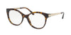 Bvlgari BV4142KF Phantos Eyeglasses  5193-DARK HAVANA 52-17-140 - Color Map havana
