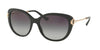 Bvlgari BV8194BF Square Sunglasses  501/8G-BLACK 57-17-140 - Color Map black