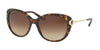 Bvlgari BV8194BF Square Sunglasses  504/13-DARK HAVANA 57-17-140 - Color Map havana