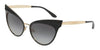 DOLCE & GABBANA DG2178 Cat Eye Sunglasses