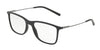 DOLCE & GABBANA DG5024 Rectangle Eyeglasses  9256-MATTE BLACK 55-18-145 - Color Map black