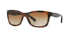 Oakley FOREHAND OO9179 Square Sunglasses  917906-TORTOISE 57-16-139 - Color Map havana