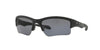 Oakley QUARTER JACKET OO9200 Rectangle Sunglasses  920007-MATTE BLACK 61-11-122 - Color Map black