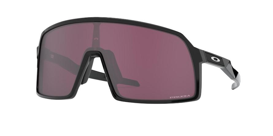 Oakley SUTRO S OO9462 Rectangle Sunglasses  946201-POLISHED BLACK 28-128-134 - Color Map black
