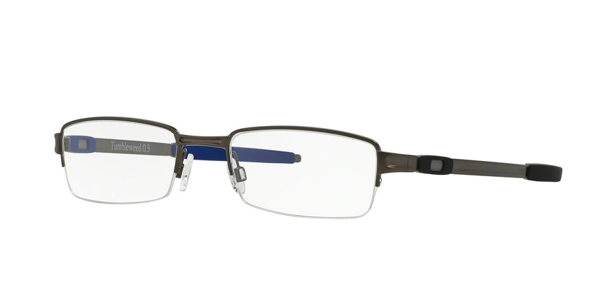 Oakley Optical TUMBLEWEED 0.5 OX3142 Rectangle Eyeglasses  314204-MATTE CEMENT 52-19-143 - Color Map grey