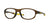 Oakley Optical CROSSLINK STRIKE OX8048 Oval Eyeglasses  804803-BARK 56-18-143 - Color Map brown