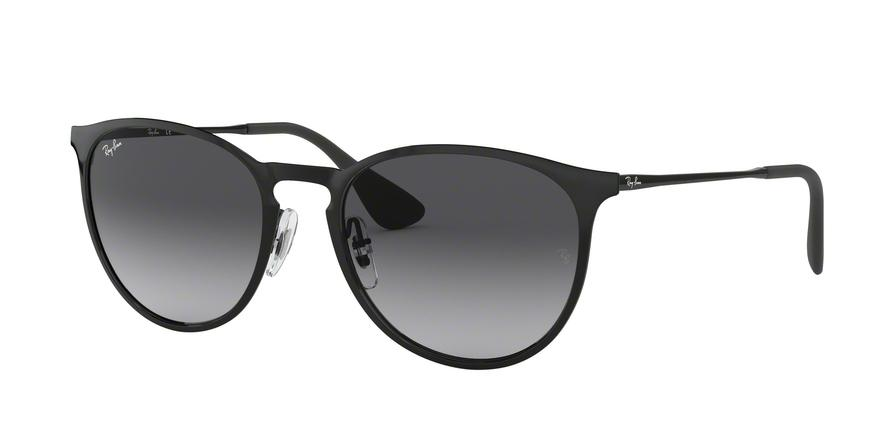 Ray-Ban ERIKA METAL RB3539 Phantos Sunglasses  002/8G-BLACK 54-19-145 - Color Map black