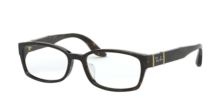 Ray-Ban Optical RX5198 Square Eyeglasses  2345-TORTOISE 53-16-140 - Color Map havana