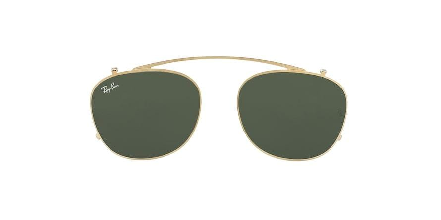 Ray-Ban Optical RX6317C Square Clip-On