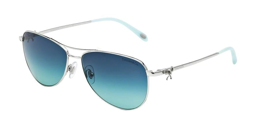 Tiffany TF3044 Pilot Sunglasses
