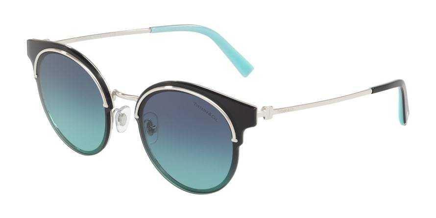 Tiffany TF3061 Round Sunglasses