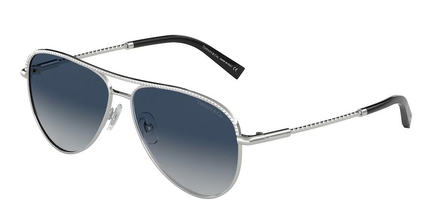 Tiffany TF3062 Pilot Sunglasses