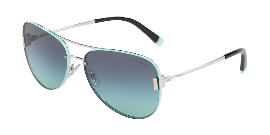 Tiffany TF3066 Pilot Sunglasses