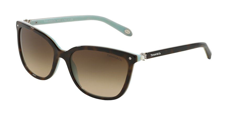 Tiffany TF4105HB Square Sunglasses