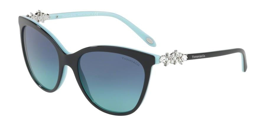 Tiffany TF4131HB Butterfly Sunglasses For Women