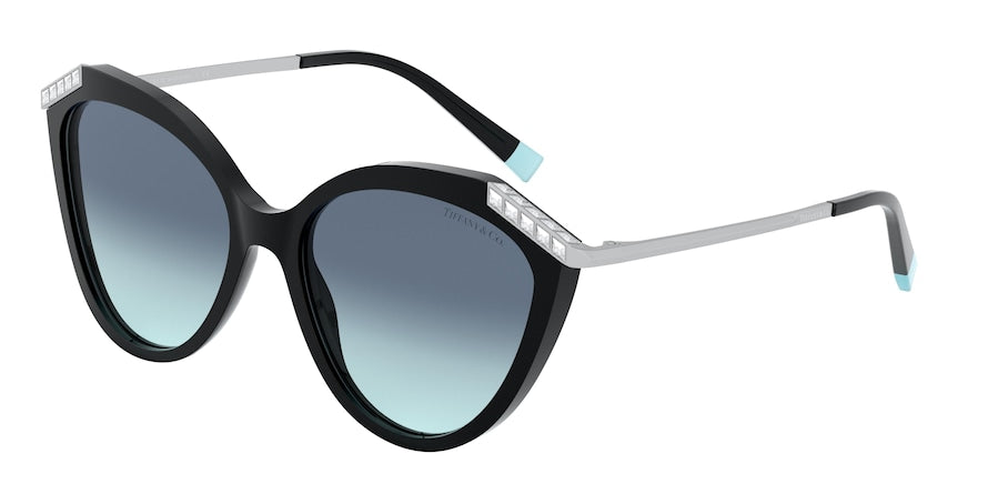 Tiffany TF4173B Cat Eye Sunglasses