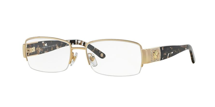 Versace VE1175B Rectangle Eyeglasses