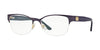 Versace VE1222 Oval Eyeglasses