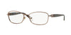 Versace VE1226B Rectangle Eyeglasses