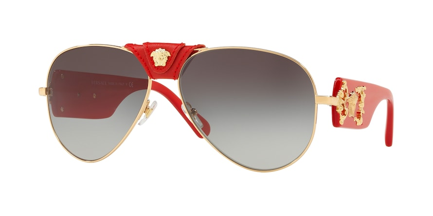 Versace VE2150Q Pilot Sunglasses