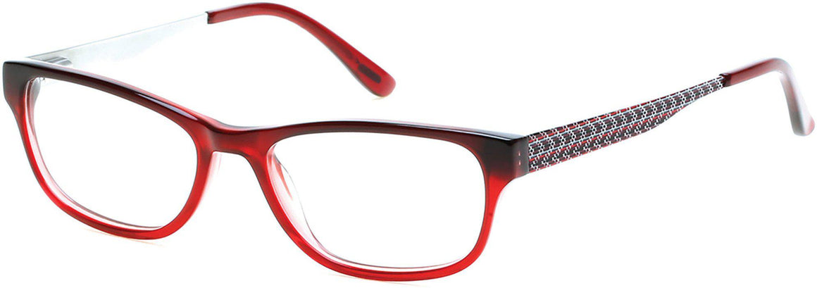 Bongo BG0162 Eyeglasses 068-068 - Red/other