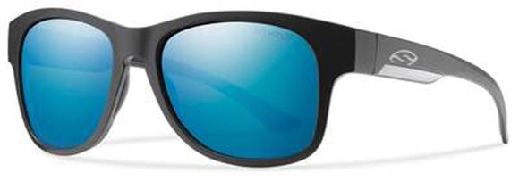 SMITH Wayward Sunglasses 0DL5-MATTE BLACK XN CHROMAPOP+ POLAR-NXT