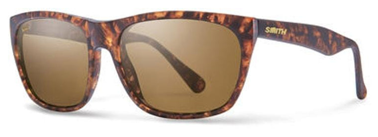 SMITH Tioga/W Sunglasses 0MY1-HAVANA F1 Polycarbonate
