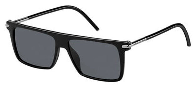MARC JACOBS Marc 46/S Sunglasses 0D28-SHN BLACK IR