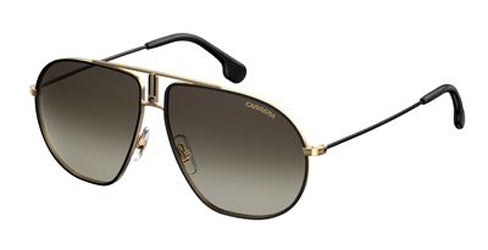 CARRERA Bound/S Sunglasses 02M2-BLACK GOLD