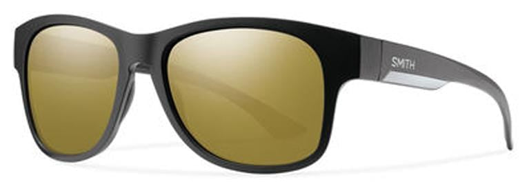 SMITH Wayward/N Sunglasses 0D28-SHINY BLACK L7 CHROMAPOP POLAR-PC