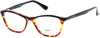 Candies Geometric CA0137 Eyeglasses 005-005 - Black/other