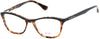 Candies Geometric CA0137 Eyeglasses 096-096 - Shiny Dark Green