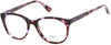 Candies CA0138 Geometric Eyeglasses 083-083 - Violet/other
