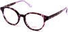Candies CA0150 Eyeglasses 081-081 - Shiny Violet