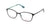 Candies CA0156 Geometric Eyeglasses 002-002 - Matte Black